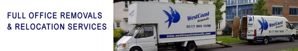 Westcoast Removals Service in Bristol, Bath, Weston-Super-Mare and Portishead